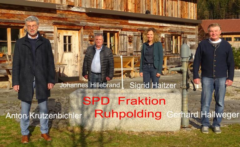 SPD Gemeinderatsfraktion Ruhpolding